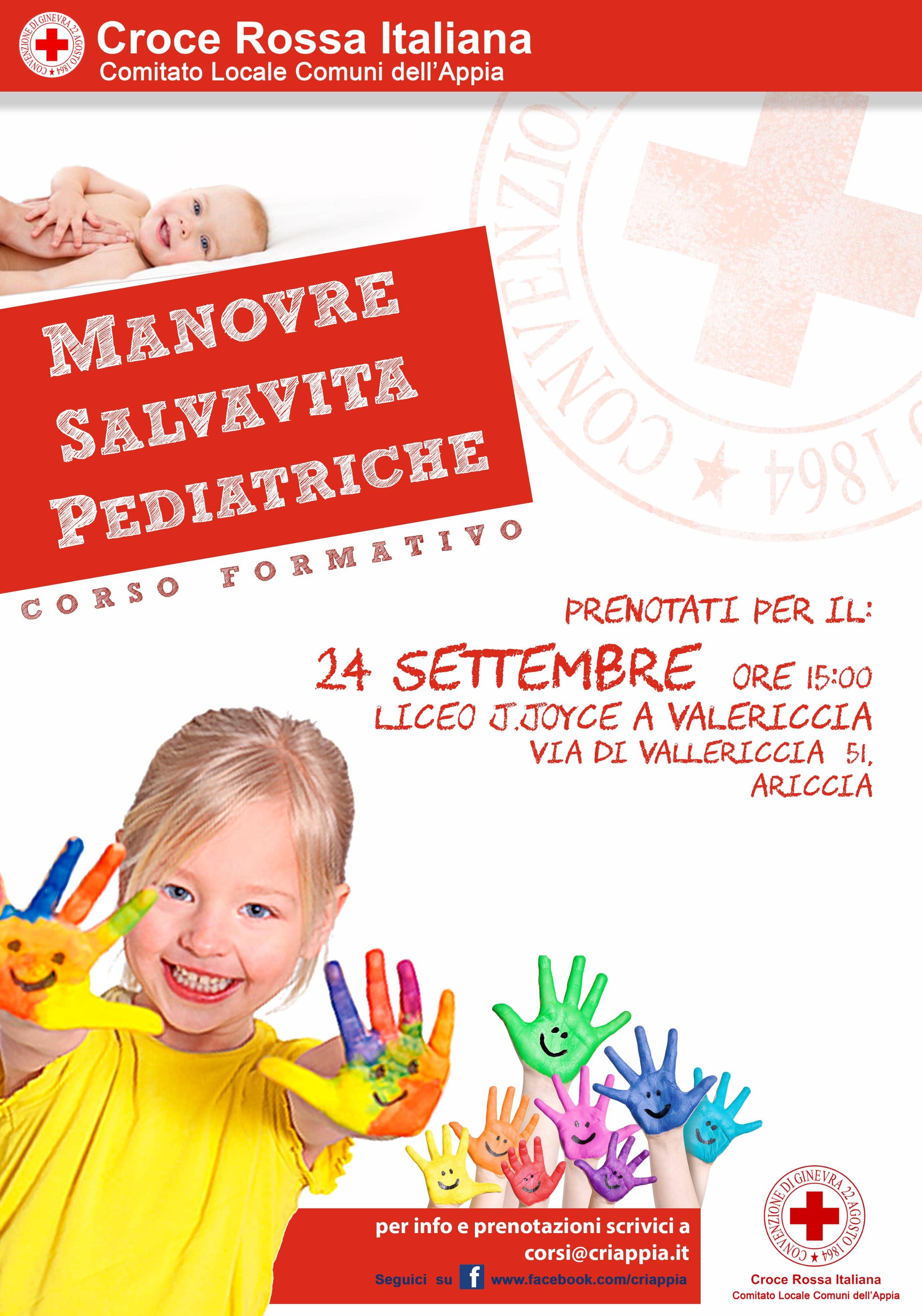 Manovre disostruzione in età pediatrica