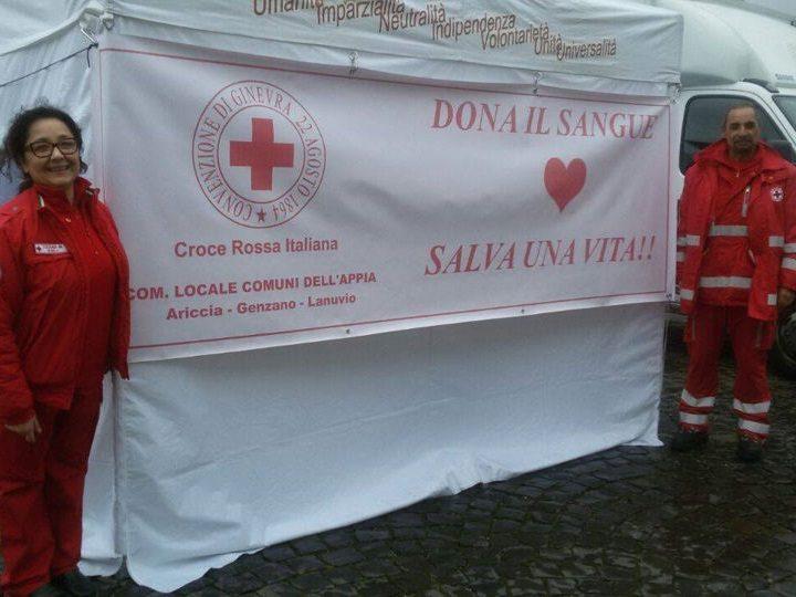 Donazione Sangue | Croce Rossa Italiana | Comitato dei ...